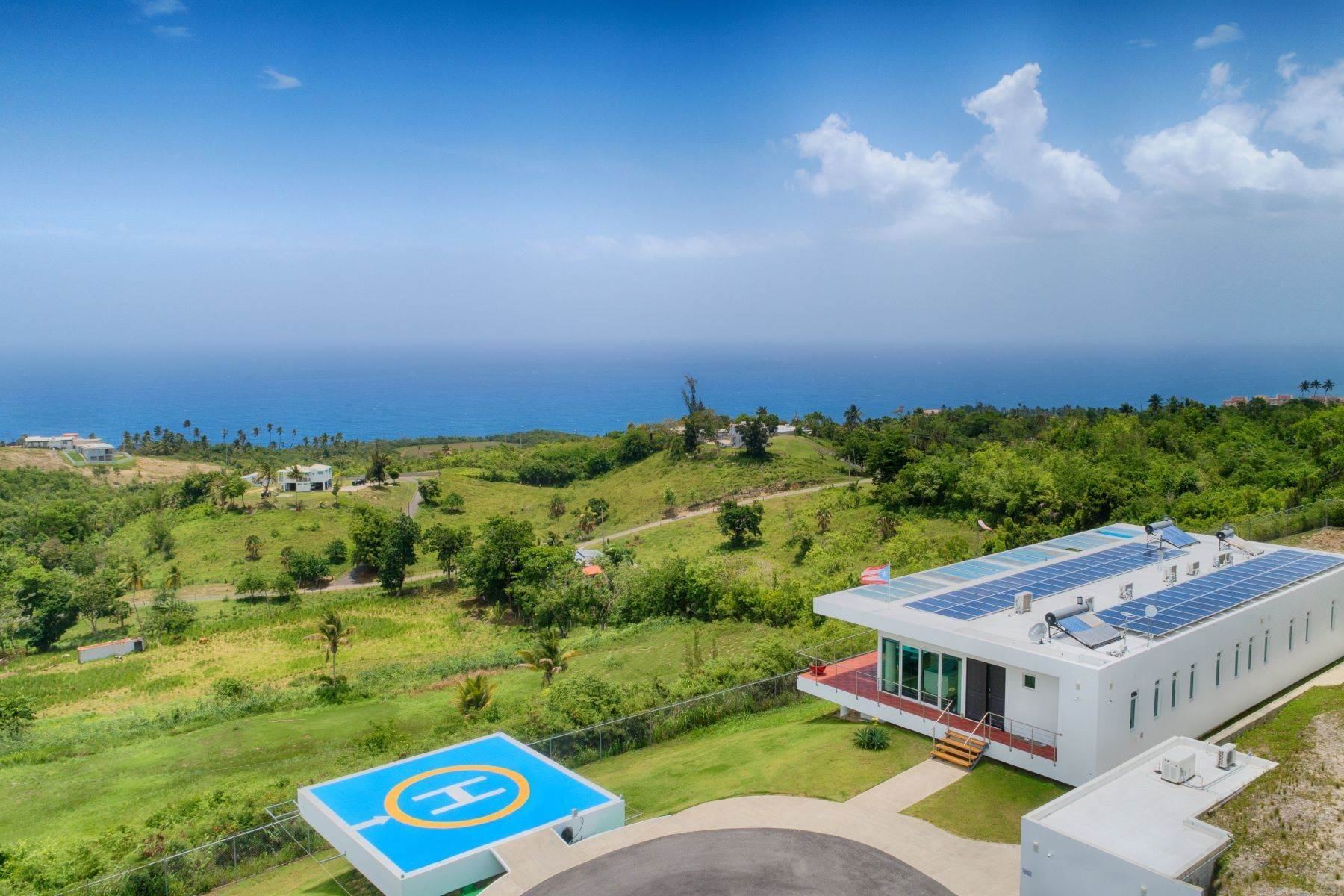 Single Family Homes for Sale at Self-Sustainable Luxury Home at Porta del Sol Calle San Jose Km 2.2 Quebradillas, 00678 Puerto Rico