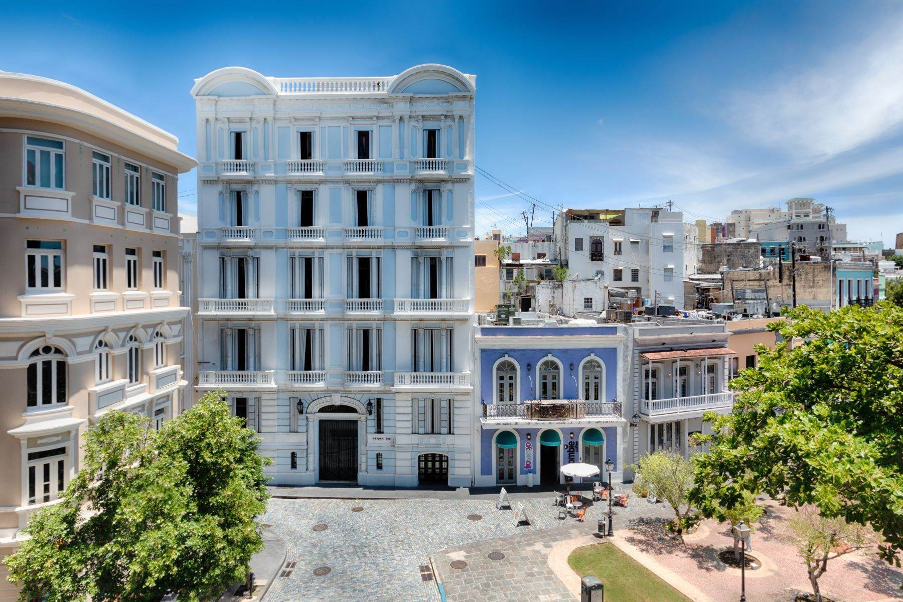 townhouses for Sale at Tetuan Street Historic Artistry in Old San Juan 353-355 Tetuan Street & 352 Fortaleza Street Old San Juan, 00901 Puerto Rico