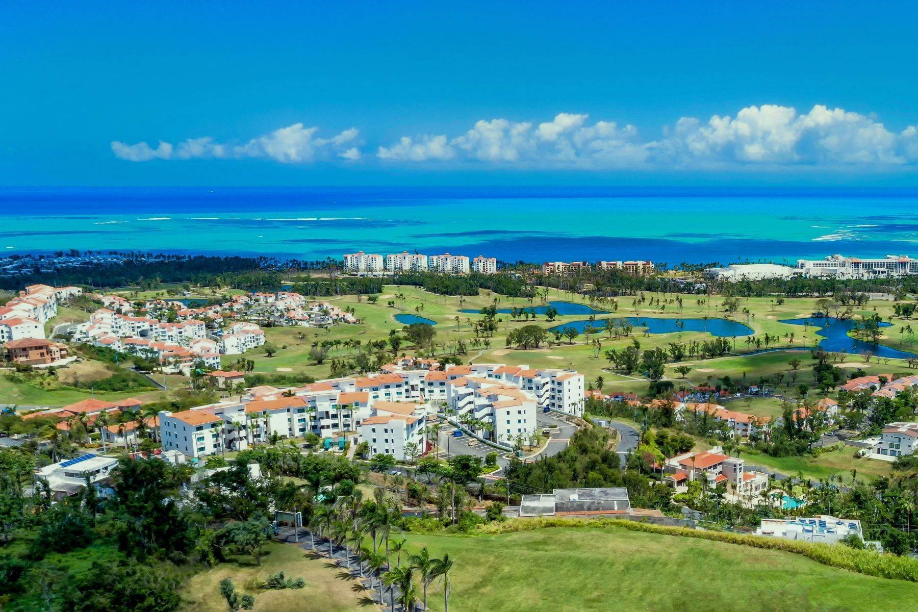 Condominiums for Sale at Idyllic Vacation Villas at Rio Mar Golf and Beach Resort Vistas del Cacique Condominium Rio Grande, 00745 Puerto Rico