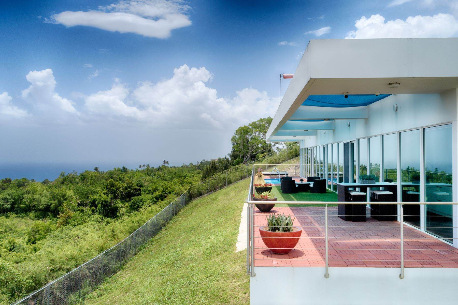 8. Single Family Homes for Sale at Self-Sustainable Luxury Home at Porta del Sol Calle San Jose Km 2.2 Quebradillas, 00678 Puerto Rico