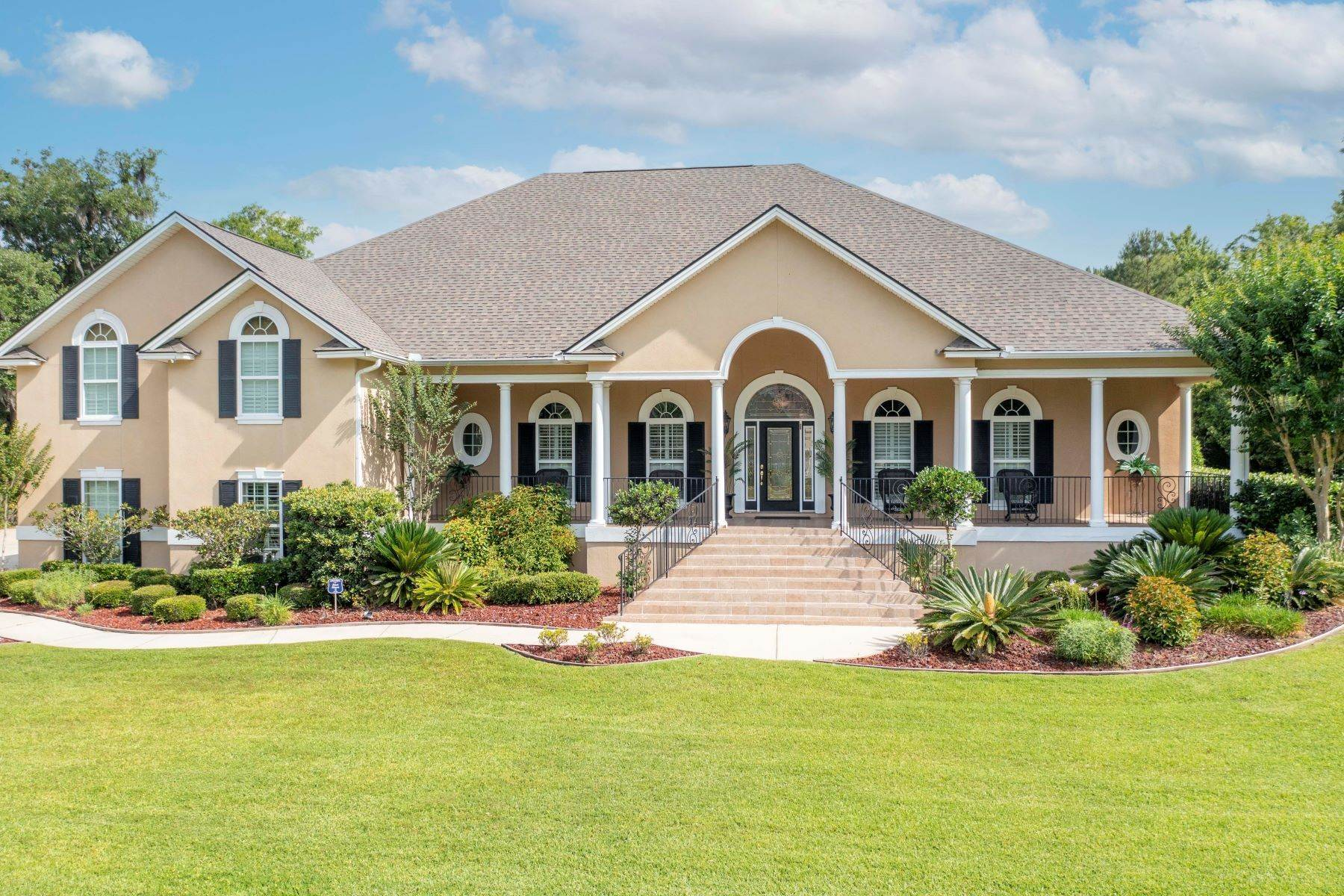 102 Shipmaster Drive Brunswick Ga Luxury Home For Sale